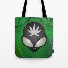 Here for the Herb Tote Bag