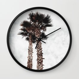 Twofer Wall Clock