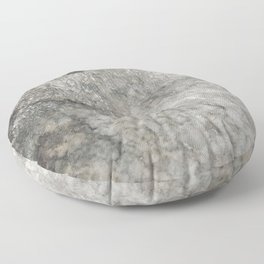 Pockets of Salt on the Rocks by the Sea 02 Floor Pillow
