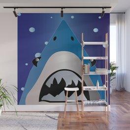 Shark Bait Wall Mural