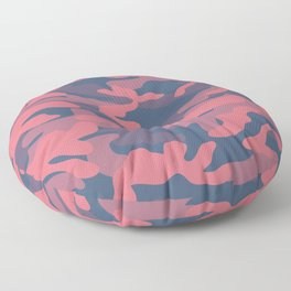 Fashion Military Camouflage Pattern Floor Pillow