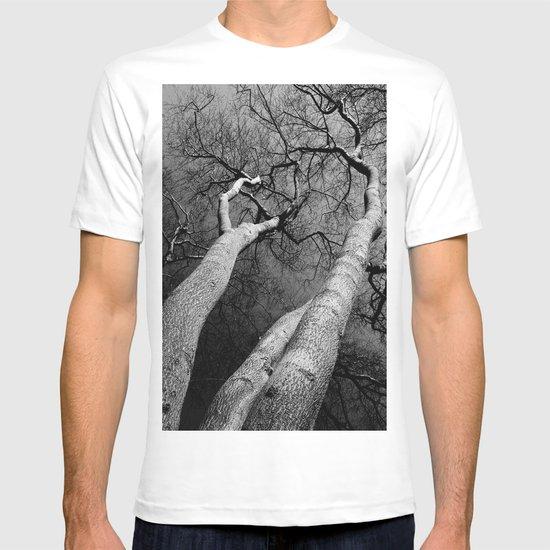 Monochrome Trees T-shirt
