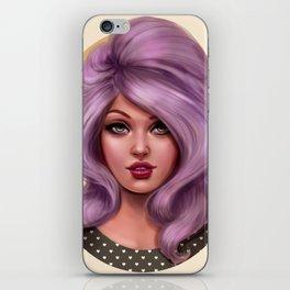 Indigo iPhone Skin