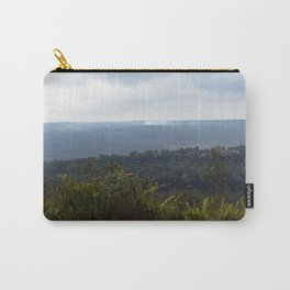 Volcanic island Hawaii Carry-All Pouch