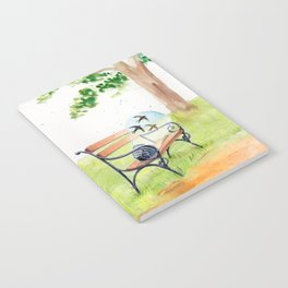 Landscape Notebook