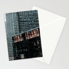 Gantry Plaza, Long Island City - Queens Stationery Cards
