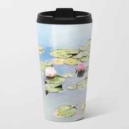 Monet's Garden Travel Mug