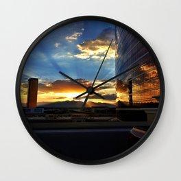 """Encore Las Vegas """"Between the Hotels"""" Wall Clock"""