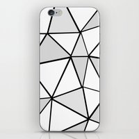 origami iPhone & iPod Skins featuring origami by themicromentalist