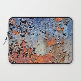 Rusted and Peeling 3 Laptop Sleeve