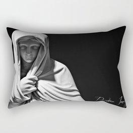 Mother Trinity Rectangular Pillow
