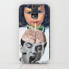 Reptilian Snack Slim Case Galaxy S5