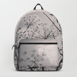 Cow Parsley Backpack