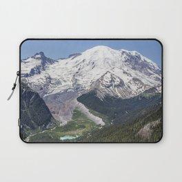 Mount Rainier on the Sunrise Side Laptop Sleeve