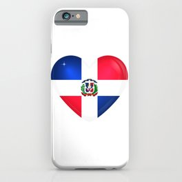 Dominican Love - Merengue - Platano - Dominican Republic - DR - The DR - S.O.T.B. On IG iPhone Case