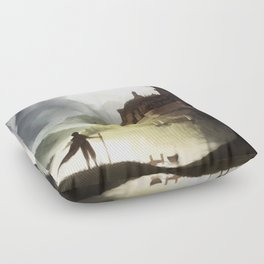 Lakeside Floor Pillow