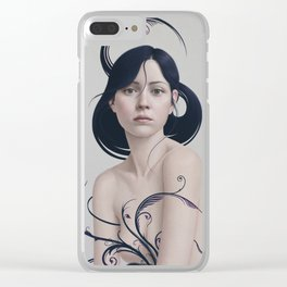 424 Clear iPhone Case