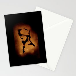 Axe Man Stationery Cards