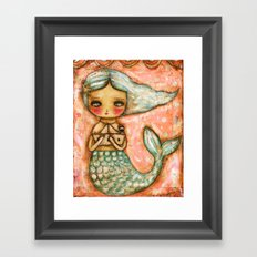 Another Great Catch Framed Art Print