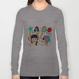 Sailor Jerry Zombies Long Sleeve T-shirt