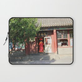 The Summer Palace Gift Shop Laptop Sleeve