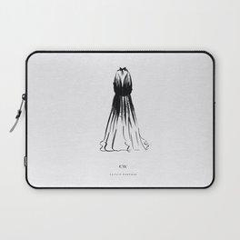 Little Black Halter Dress Laptop Sleeve