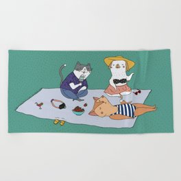 Picnic Beach Towel