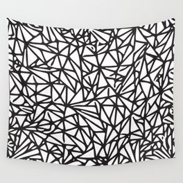 Knotty Complications Wall Tapestry