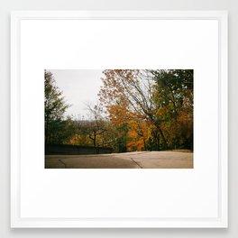 Atop Holy Hill Framed Art Print