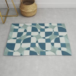 Contortionist Rug