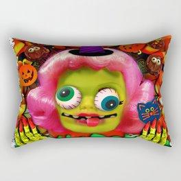 Trouble Trixie Rectangular Pillow