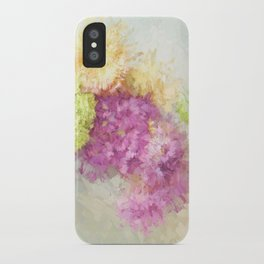 summer thoughts iPhone Case