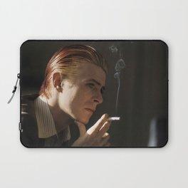 Smokin' Bowie Laptop Sleeve