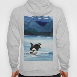 Orca Breach Hoody
