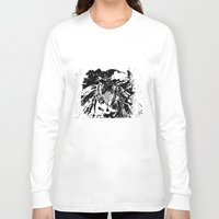 moth Long Sleeve T-shirts featuring Moth by Shane R. Murphy
