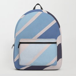 Blue Color Drift Backpack