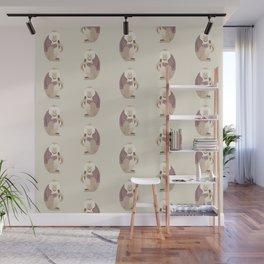 Whimsical Orang Utan Wall Mural