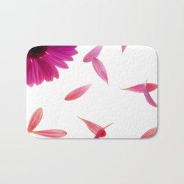 Petals On The Wind Bath Mat