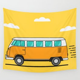 Camper Wall Tapestry