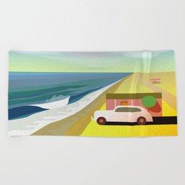 Mexican Honeymoon 2 Beach Towel