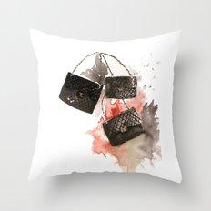It bag Throw Pillow