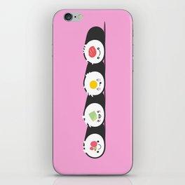 Happy Sushi! - Vector iPhone Skin