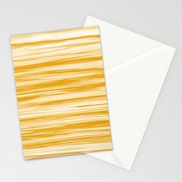 Orange Soft Focus Motion Watercolor Blend Stripes Rustoleum Satin Harvest Peach  Stationery Cards
