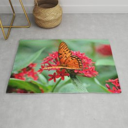 Butterfly 3 Rug
