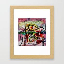 FALL OF ROME Framed Art Print