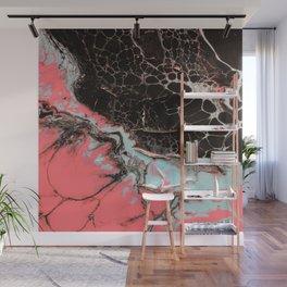 Abstract Art Wall Mural