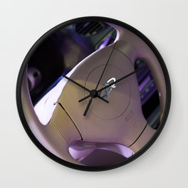 Chery QQ Electric Steering Wheel II Wall Clock