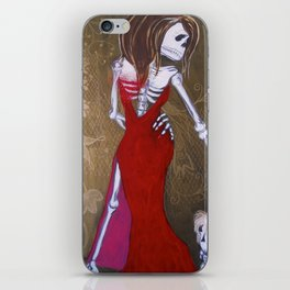 Amor Eterno (Carmen) iPhone Skin