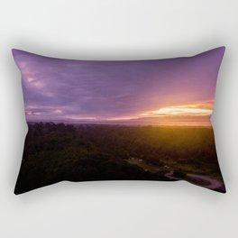 mahinapua golden hours Rectangular Pillow