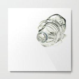 Bruised Bottle... (II) Metal Print